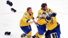Eishockey-WM: Schweden stoppen Schweizer
