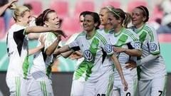 DFB-Pokal der Frauen: Wolfsburg holt das Double